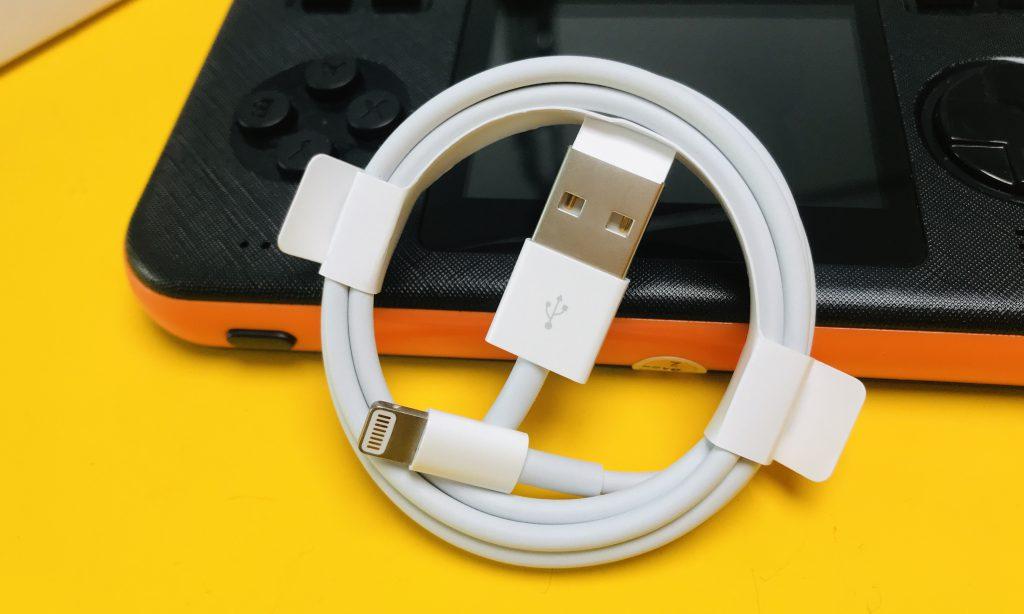 cáp sạc iPhone