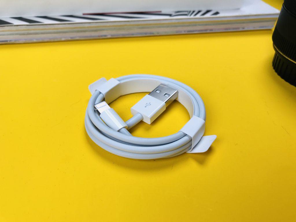 Cáp sạc iPhone chính hãng