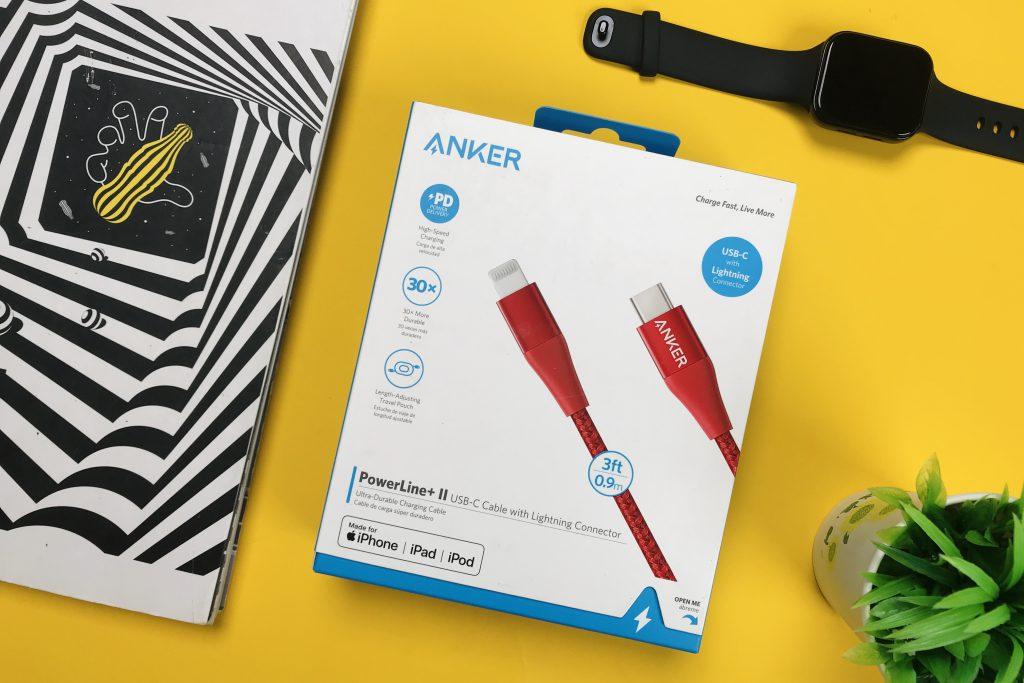 Cáp Anker Powerline II